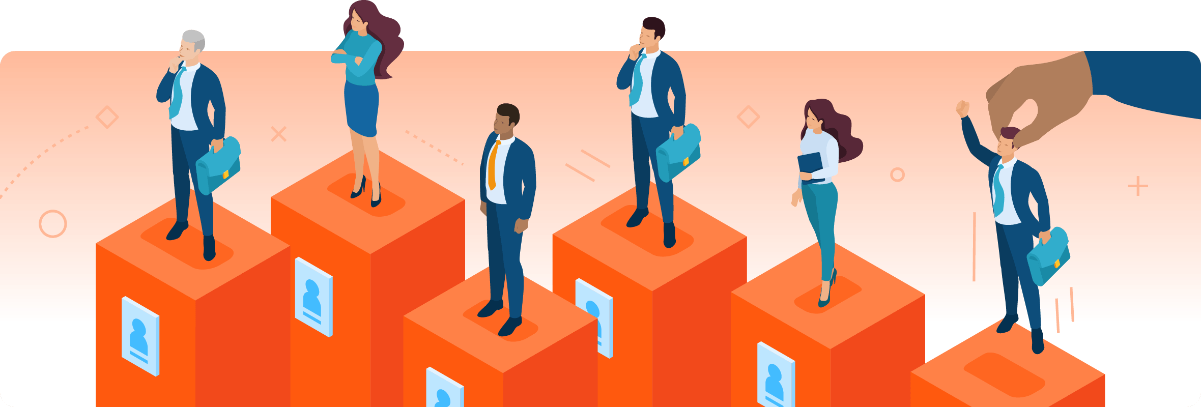 While the lack of potential candidates is a challenge we are all experiencing, there are many actions you can take to make your firm stand out above the rest. By doing so, you will find candidates choosing your firm over the others and staying put for the long haul.
